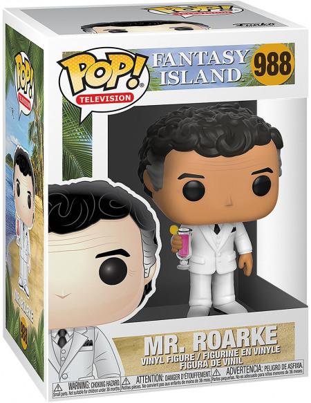 L'île Fantastique Mr. Roarke - Funko Pop! n°988 Figurine de collection Standard
