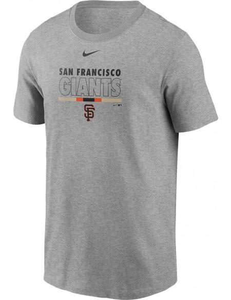 MLB Nike - San Francisco Giants T-shirt gris sombre chiné