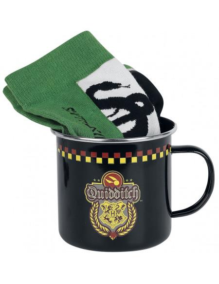 Harry Potter Serpentard - Mug & Chaussettes Mug multicolore