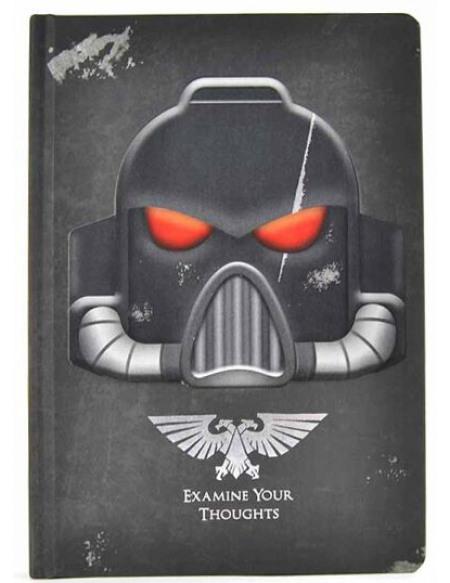 Warhammer 40.000 Space Marine Cahier Standard
