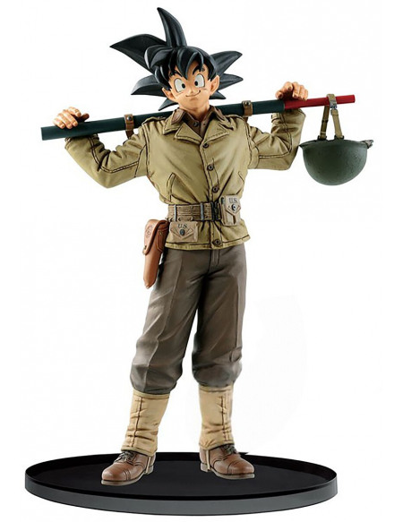 Dragon Ball Dragon Ball Z - Son Goku Soldier Figurine de collection Standard