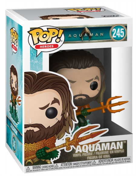 Figurine POP! #245 - Aquaman