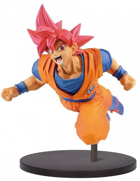 Dragon Ball Dragon Ball Super - Super Saiyajin God Son Goku Figurine de collection Standard