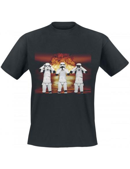 Original Stormtrooper Stormtrooper - Nucléaire T-shirt noir