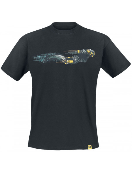 Anthem Javelin Commando T-shirt noir