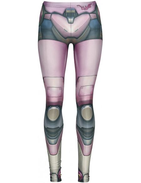 Overwatch Wild Bangarang - D.VA Legging multicolore