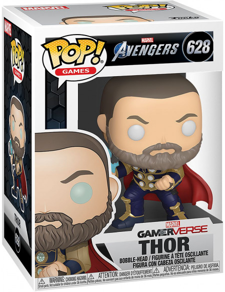 Marvel Avengers Thor - Funko Pop! n°628 Figurine de collection Standard