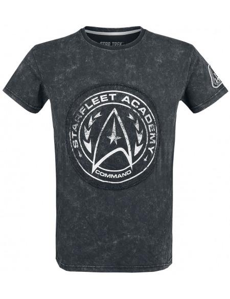 Star Trek Kobayashi Maru T-shirt gris foncé