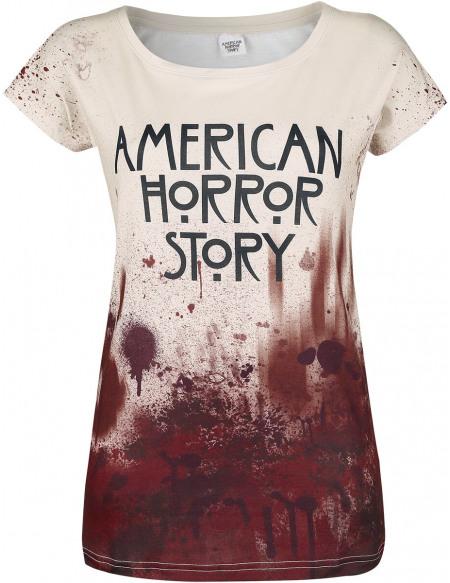 American Horror Story Logo T-shirt Femme multicolore