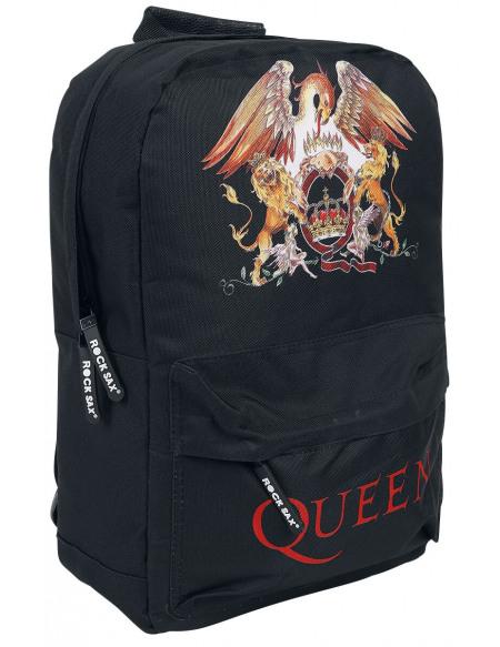 Queen Classic Crest Sac à Dos noir