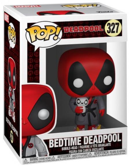 Deadpool Deadpool (Pyjama) - Funko Pop! n°327 Figurine de collection Standard