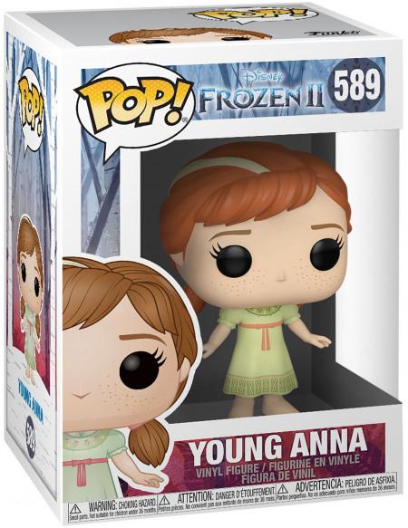 Figurine Funko Pop Disney Frozen 2 Young Anna