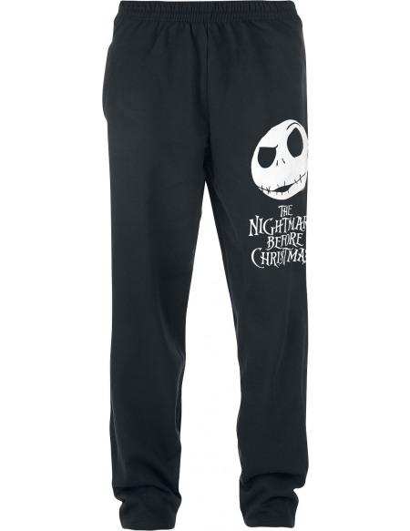 L'Étrange Noël De Monsieur Jack Jack Pantalon de Jogging noir