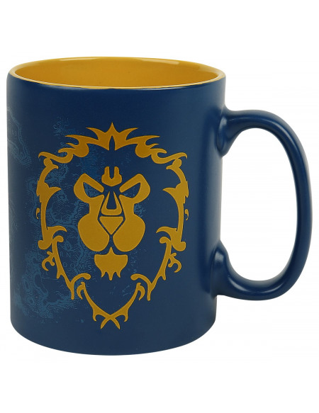 World Of Warcraft Alliance Mug multicolore