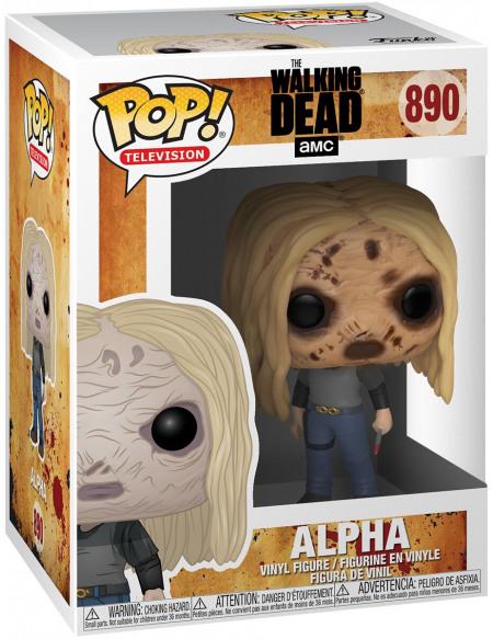 The Walking Dead Alpha - Funko Pop! n°890 Figurine de collection Standard