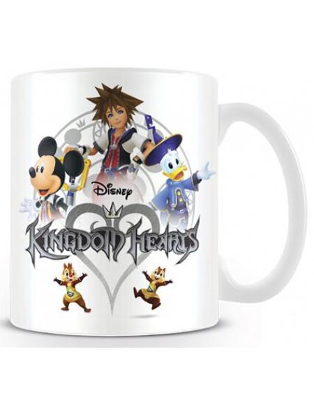 Kingdom Hearts Logo Kingdom Hearts Mug multicolore