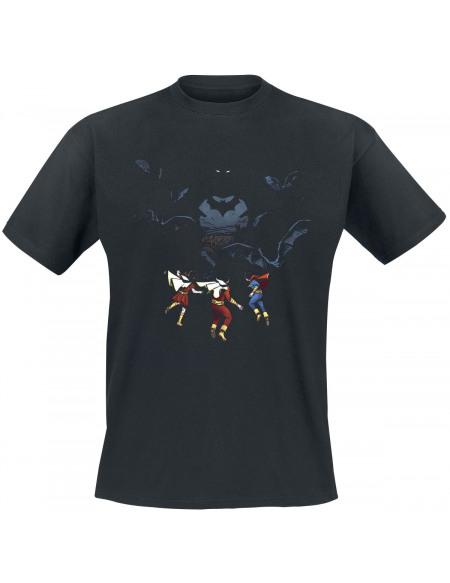 Batman Bats Out Of The Shadow T-shirt noir
