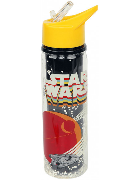 Star Wars Millennium Falcon Bouteille multicolore