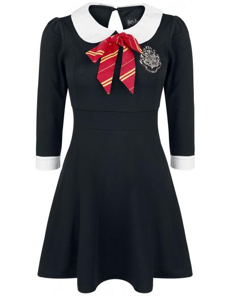 Harry Potter Robe Robe noir