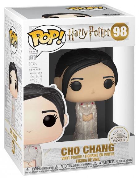 Harry Potter Cho Chang - Funko Pop! n°98 Figurine de collection Standard