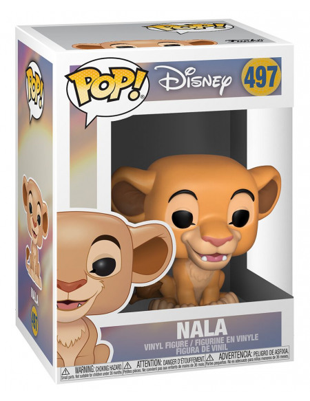 Le Roi Lion Nala - Funko Pop! n°497 Figurine de collection Standard