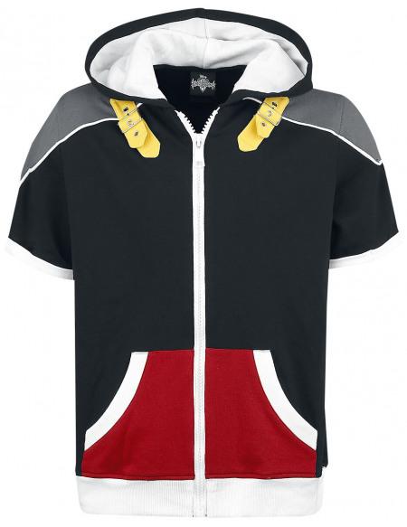 Kingdom Hearts Kingdom Hearts 2 - Cosplay Sora T-shirt multicolore
