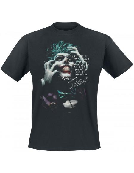 Batman The Joker - Laughing T-shirt noir