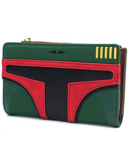 Star Wars Loungefly - Boba Fett Portefeuille multicolore