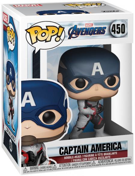 Figurine Funko Pop Avengers Endgame Captain America