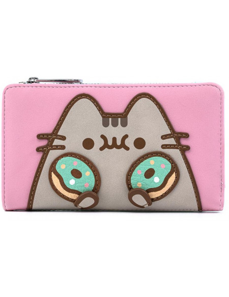 Pusheen Loungefly - Big Kitty Donuts Portefeuille multicolore