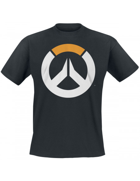 Overwatch Logo T-shirt noir