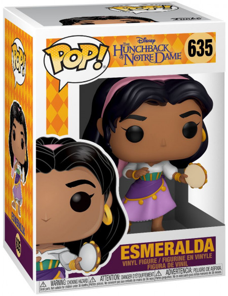 Figurine Funko Pop Disney Esmeralda
