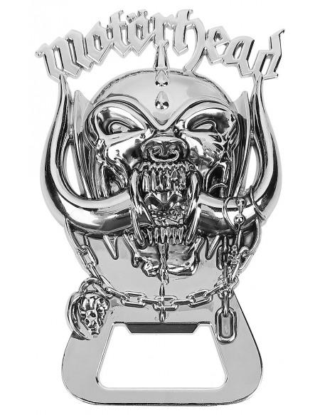 Motörhead Motörhead Logo Décapsuleur standard