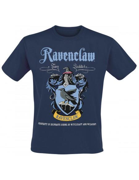 Harry Potter Serdaigle T-shirt bleu