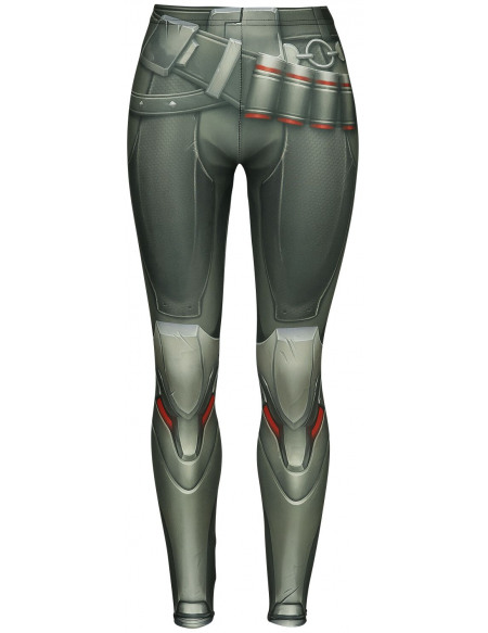 Overwatch Wild Bangarang - Reaper Legging multicolore