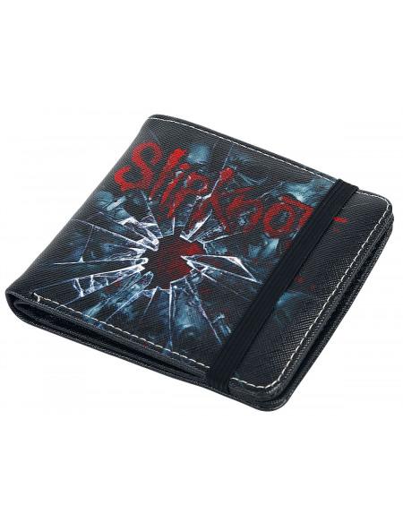 Slipknot Shatter Portefeuille noir
