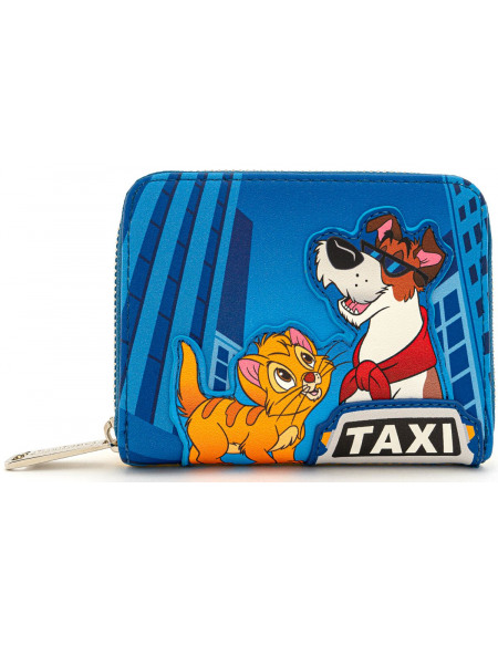 Oliver & Compagnie Loungefly - Taxi Portefeuille multicolore