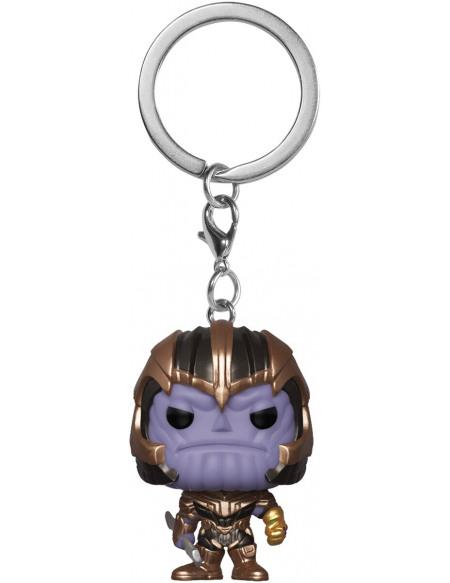 Avengers Endgame - Thanos - POP! Keychain Porte-clés Standard