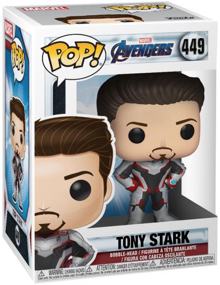 Figurine Funko Pop Avengers Endgame Tony Stark