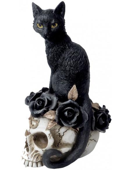 Alchemy Gothic Chat Grimalkin Figurine Standard
