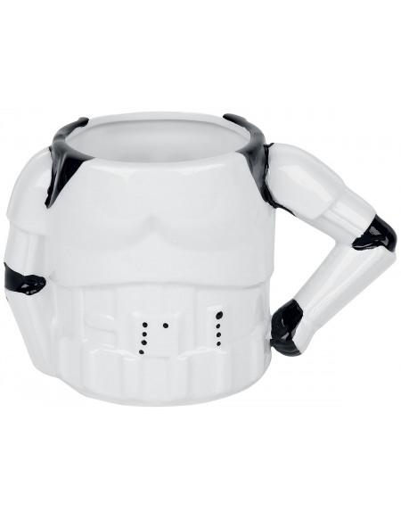 Star Wars Mug Storm Trooper - Bras 3D Mug multicolore