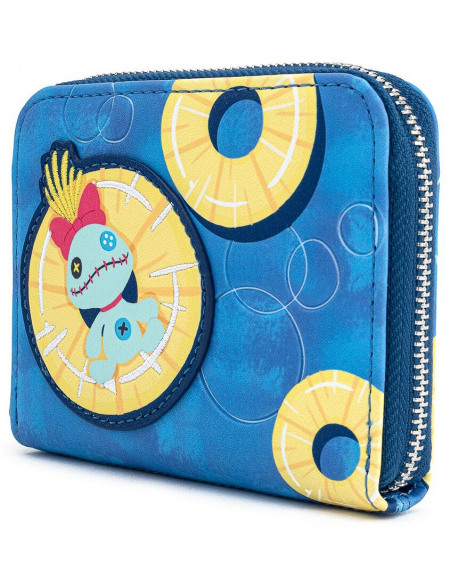 Lilo & Stitch Loungefly - Ananas Portefeuille Standard