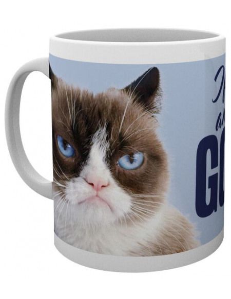 Grumpy Cat Go Away Mug blanc