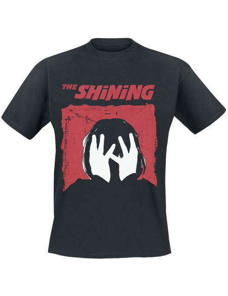 The Shining Danny Face T-shirt noir
