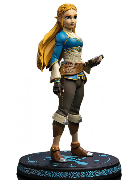 The Legend Of Zelda Breath Of The Wild - Princesse Zelda Statuette Standard