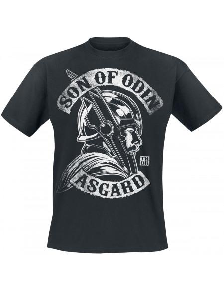 Thor Ragnarok - Son Of Odin T-shirt noir