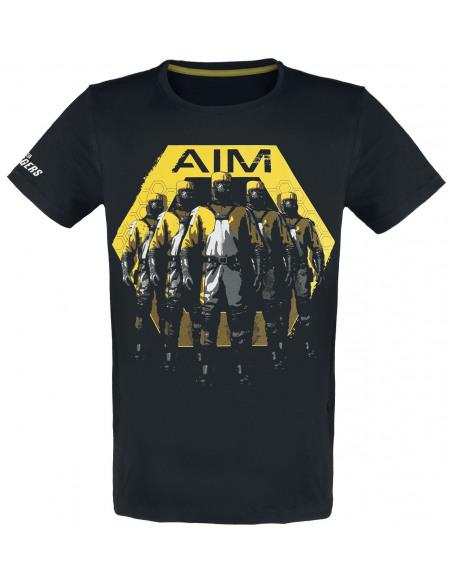Avengers The Game - AIM T-shirt noir