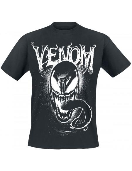 Venom (Marvel) We Are Venom T-shirt noir