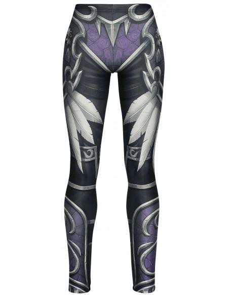 World Of Warcraft Wild Bangarang - Sylvanas Armour Legging multicolore