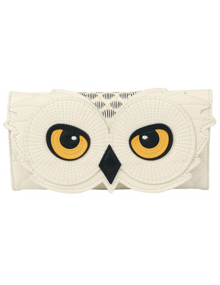 Harry Potter Loungefly - Hedwige Portefeuille beige